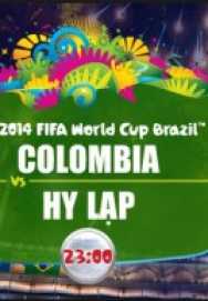 World Cup 2014 – Bảng C – Colombia vs Hy Lạp ()