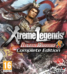 Dynasty Warriors 8 Xtreme Legends-CODEX [Action | 2014]