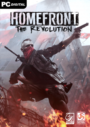 [PC] Homefront: The Revolution (2016)