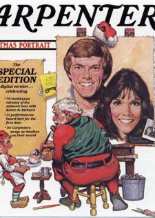 A&M Records: Carpenters Christmas Portrait (1984)