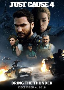 Tải Game Just Cause 4